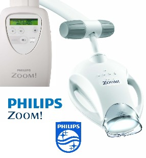 Zoom tooth whitening promotions for dental clinic in Forest Hill